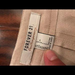 Forever 21 Skirts - Button UP Skirt FOREVER 21